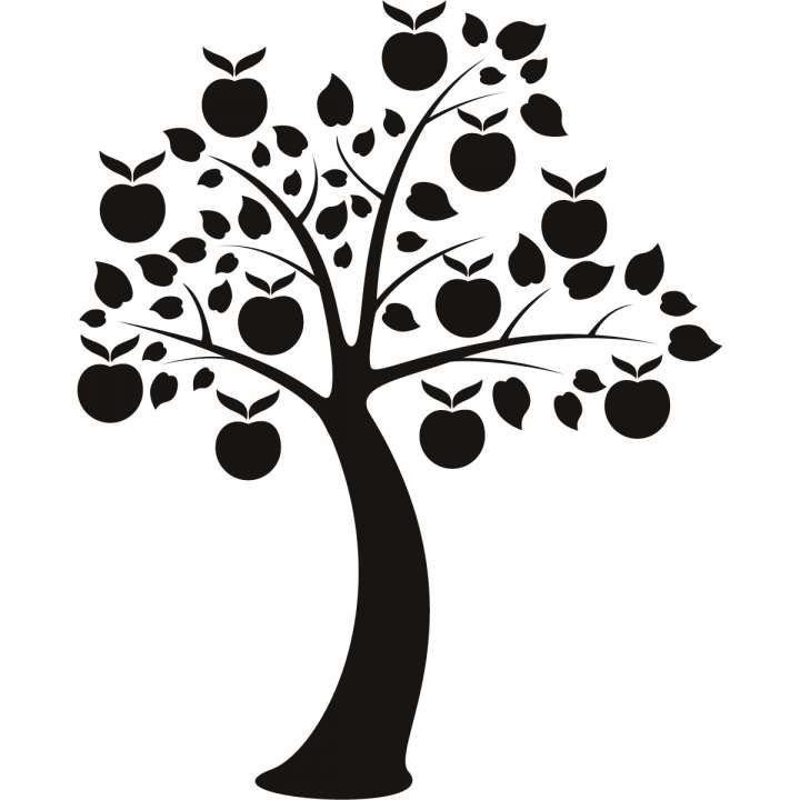 18 Apple Tree Png Icon Png Icons Tree Icon Nature Wall