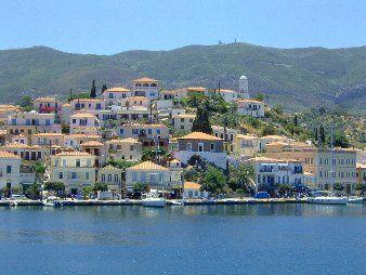 Poros Greece Sept 2013