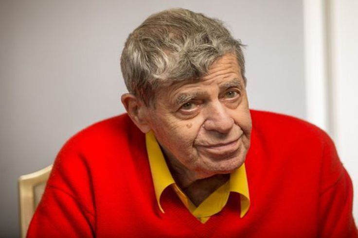 Legendary Jerry Lewis Has Died – Check his famous seen the 'Typewriter'!