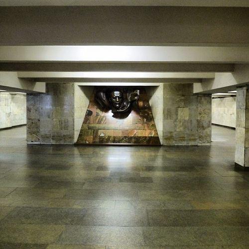 ...inside Minsk metro station (...empty...) | Flickr – Condivisione di foto!