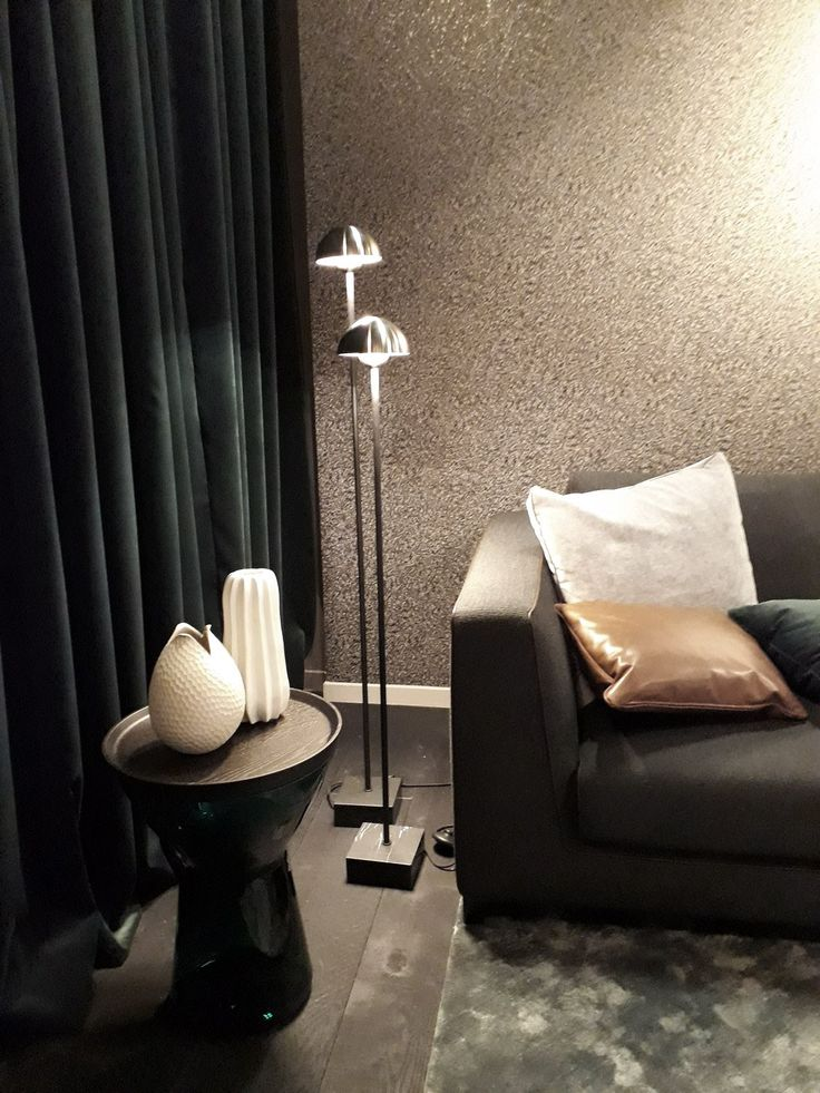 """The floor lamp """"Ping"""" by Christine Kröncke straight from IMM Cologne 2018! :)"""