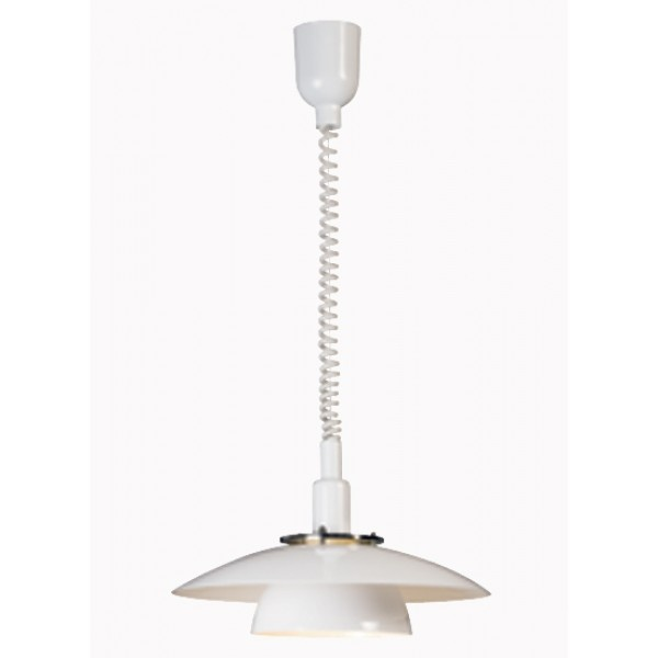 beacon lighting industrial pendants ledlux circa ring 1600 lumen