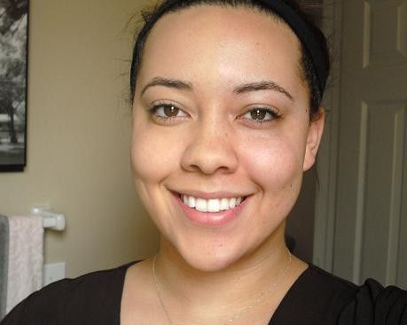 DIY Airbrush Makeup- Equal parts moisturizer, primer, and foundation.  Cheap primer: Monistat Chafing Gel is the exact same formula as Smashbox Photofinish Primer, but at 1/5th of the price.  Apply and set with powder. That is pretty funny!!!