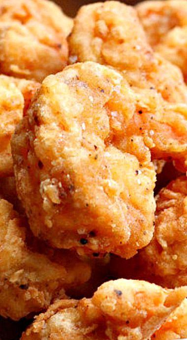 Popcorn Shrimp ❊