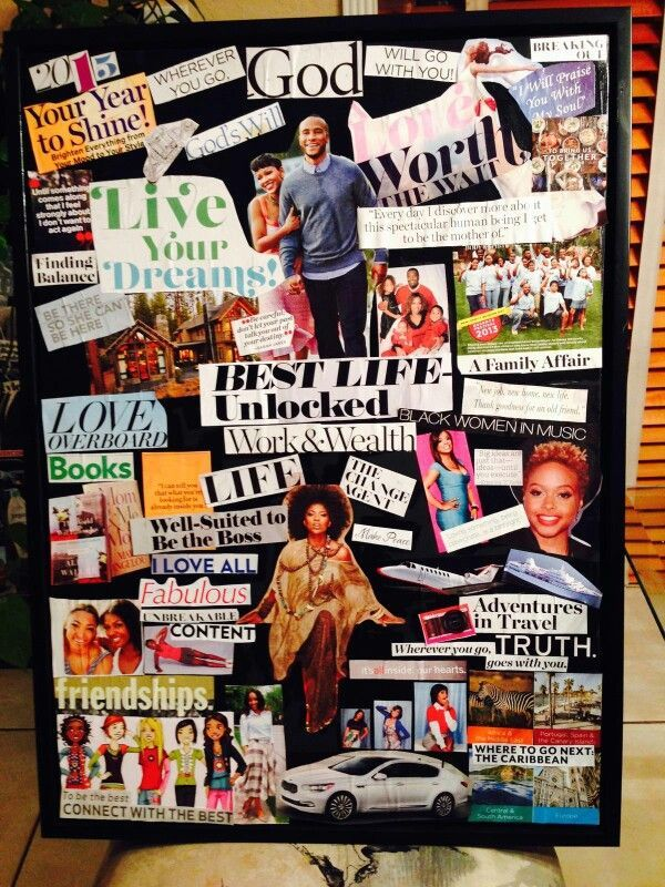 45 Best Vision Board Images On Pinterest Exercises Life And