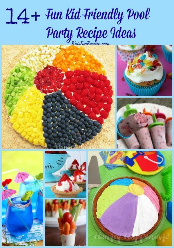 Best 25 kid pool parties ideas on pinterest kids beach - Swimming pool party ideas for kids ...