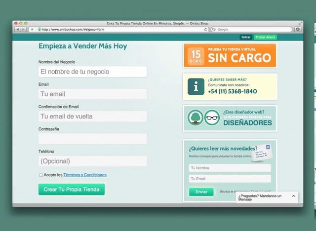 Video sobre Cómo Funciona OmbuShop, Tu Tienda Online - Screencast by OmbuShop.     OmbuShop es la plataforma más simple de eCommerce 2.0.     Es la forma más simple de vender por Internet, creando tu propia tienda virtual. (sin conocimientos técnicos!)