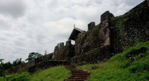 Walio Fortress, the largest fortress in the world
