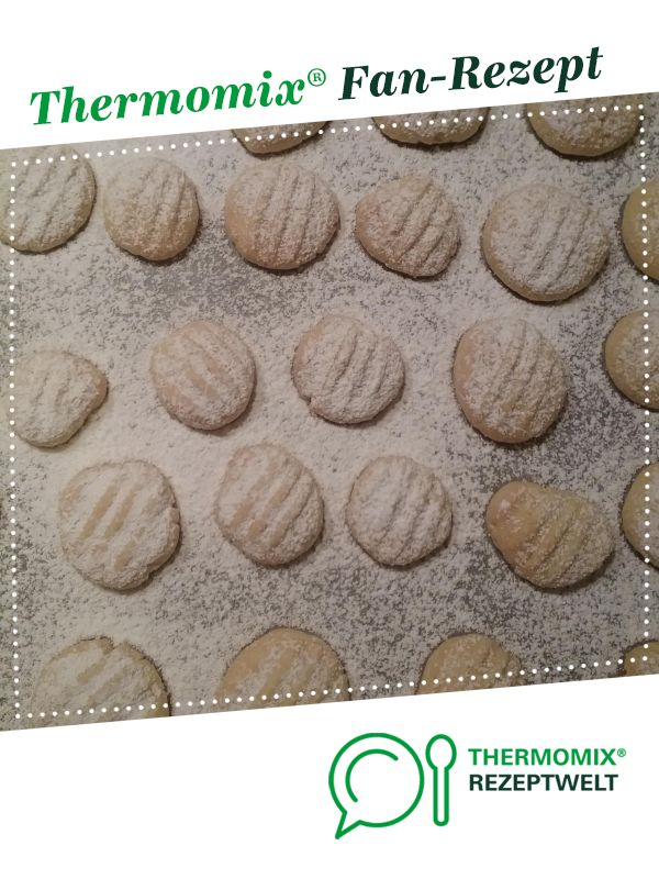 pudding cookies   – Thermomix