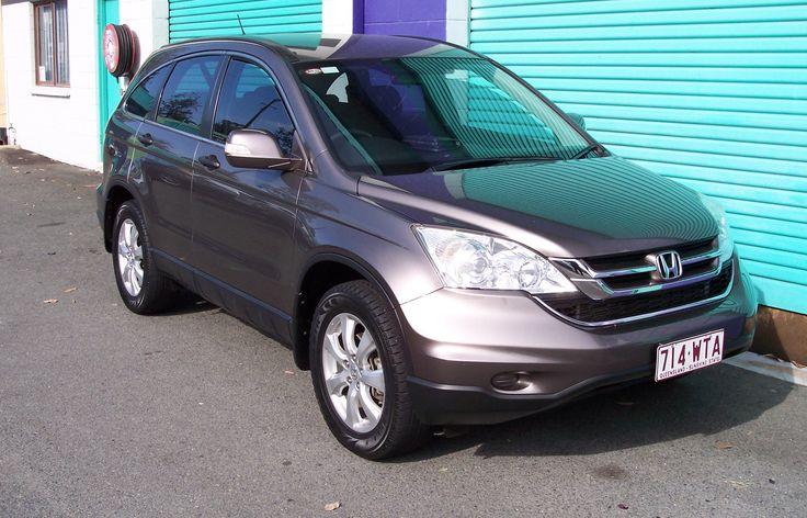 2010 Honda CR-V Limited Edition