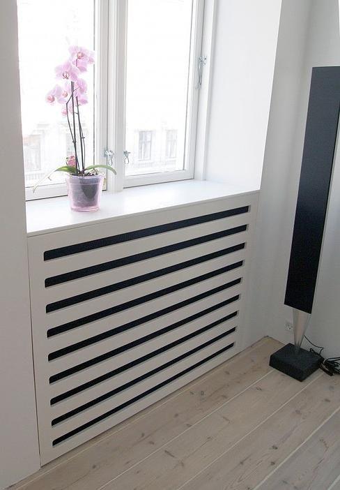 Cache radiateur moderne …