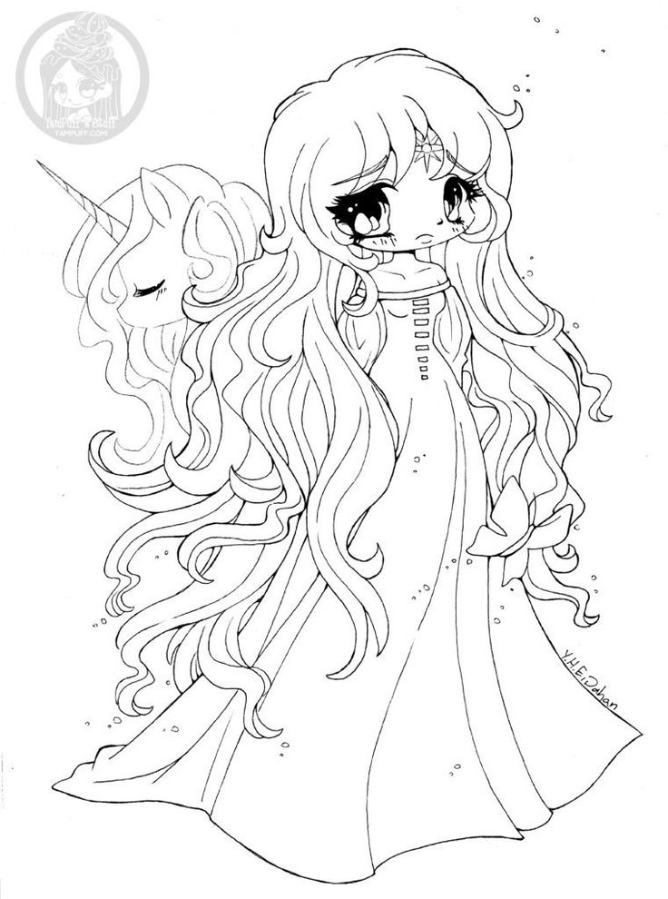 89 best Coloriage personnage Chibi et manga adult coloring page images on Pinterest | Coloring ...