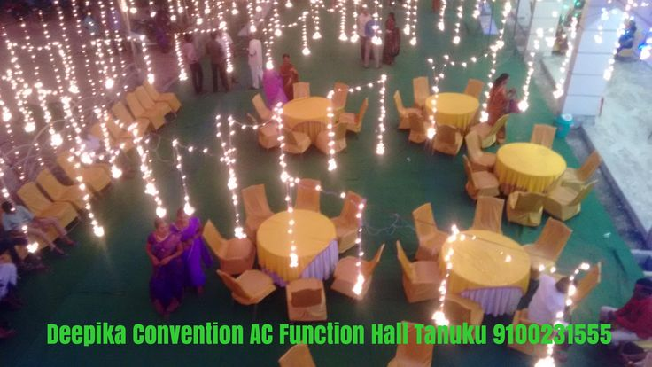 Deepika Convention AC Function Hall