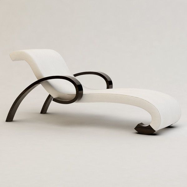 Armani Casa: Barromini Chaise Lounge. Contemporary FurnitureContemporary  DesignModern ...
