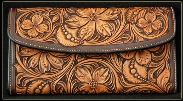Travis Stillson Custom Made Leather Accessories