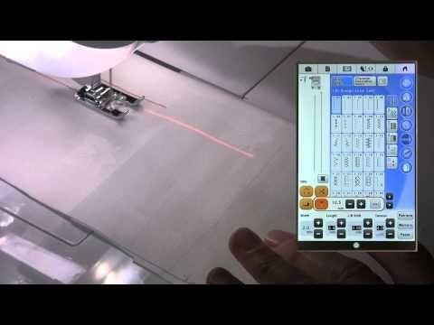XV Dream Machine Tutorial - Sensor Pen Sewing - YouTube