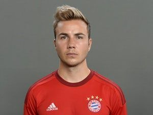 Mario Gotze out until 2018 with ankle injury