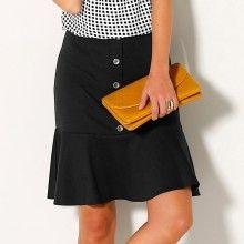 9b692a68510 Krátké sukně - francouzská móda