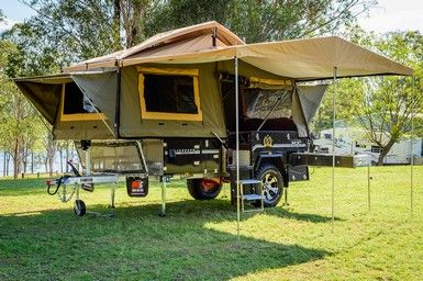 Jackson Forward Fold Mdc Camper Trailers Amp Off Road
