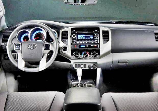 2020 Toyota Tacoma Redesign Toyota Tacoma Toyota Tacoma