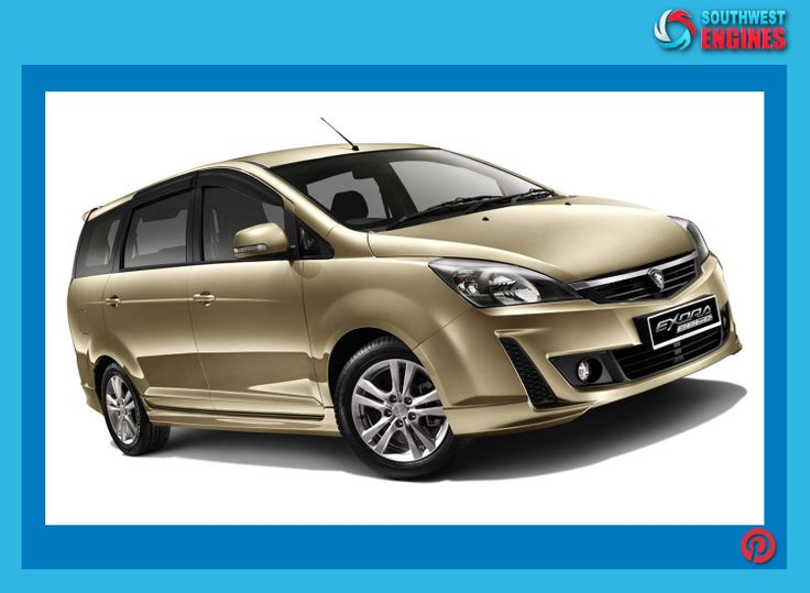 This is the Proton Exora Bold 1.6 Standard CFE -13 #SouthwestEngines