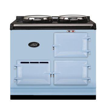 AGA Twyford Renovated 2 Oven Deluxe 13amp Electric AGA Cooker