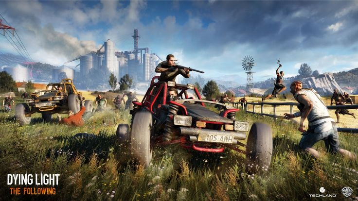 """Dying Light 'The Following' Expansion Announced No, this isn't just some weapon DLC or a new game mode, this is a full-fledged expansion for Dying Light. Titled Dying Light The Following, this """"story-based"""" expansion brings a ton of new content.  First things first, how big is this expansion going to be exactly? According to producer Tymon Smektala, """"The new map alone is the same size as..."""