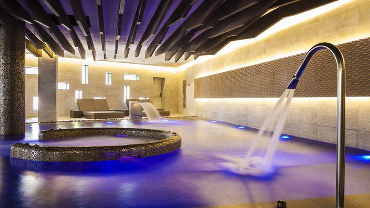 PORCELANOSA Grupo Projects: The #Spa Hotel Serrano Palace, #Mallorca Porcelanosa #InteriorDesign #architecture