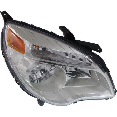 2010-2015 Chevy Equinox Head Light RH, Composite, Assembly, Halogen, Reflector