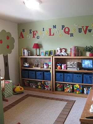 Play room idea …