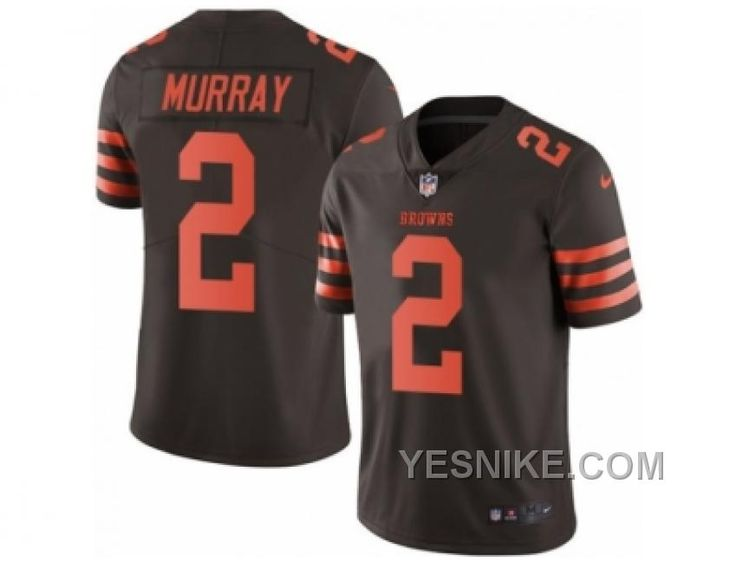 http://www.yesnike.com/big-discount-66-off-mens-nike-cleveland-browns-2-patrick-murray-limited-brown-rush-nfl-jersey.html BIG DISCOUNT ! 66% OFF ! MEN'S NIKE CLEVELAND BROWNS #2 PATRICK MURRAY LIMITED BROWN RUSH NFL JERSEY Only $26.00 , Free Shipping!