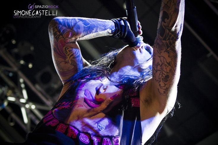 Epic Firetruck's Hardcore Superstar ~ Simone Castelli Photography ~