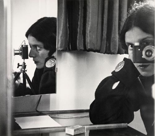Famous Photographers' Self-Portraits in Mirrors                                                                                                                                                                                 More
