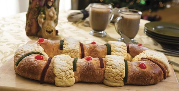 6 recetas mexicanas para preparar en Navidad: Rosca de Reyes