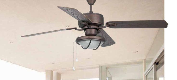 Потолочный вентилятор Hierro