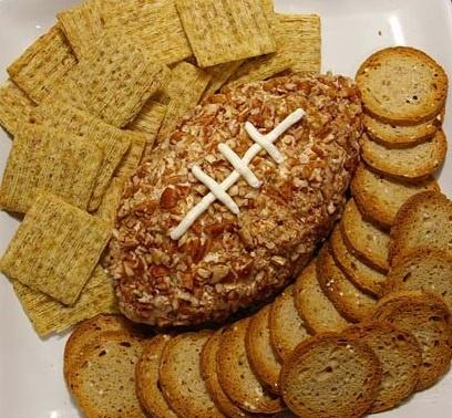 Super Bowl Cheese Ball Recipe