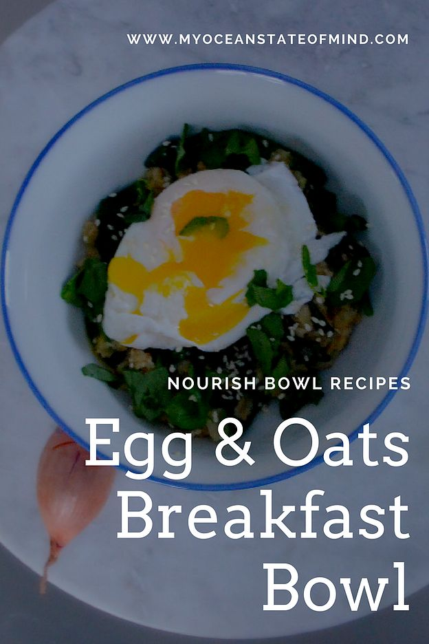 Nourish Bowls for a Happy, Healthy New Year | My Ocean State of Mind | Rhode Island | Lifestyle