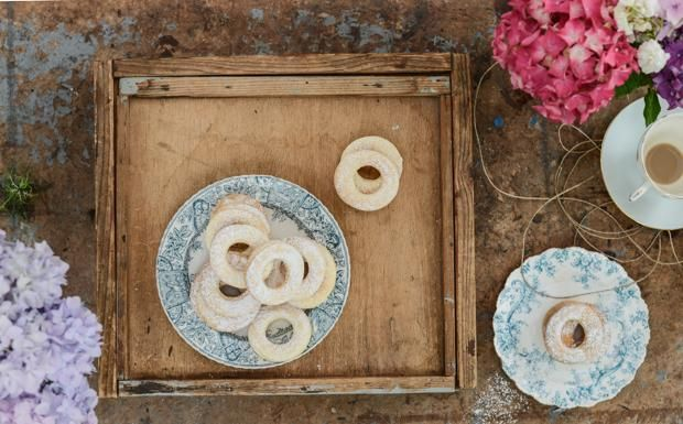I biscotti alla panna per colazione - Cucina Corriere.it