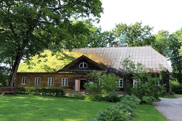 ウングルムイジャ領主館 Ungurmuiža Manor レストラン