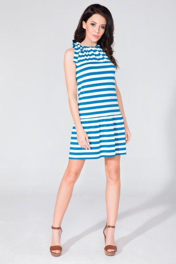 Sukienka T129 - Tessita
