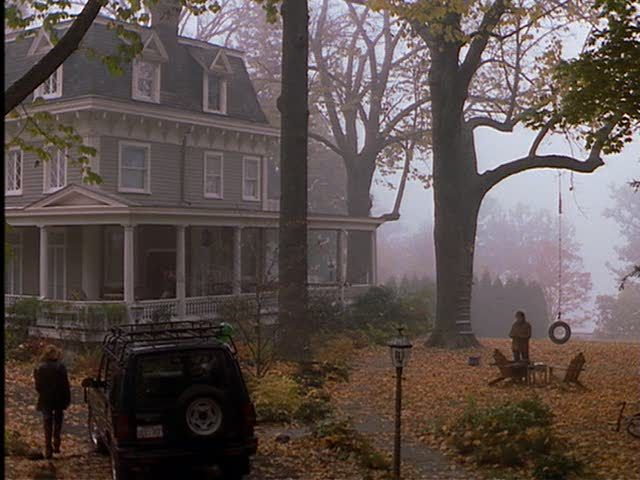The House from the movie Stepmom.  Not gonna lie, I also covet that Land Rover.