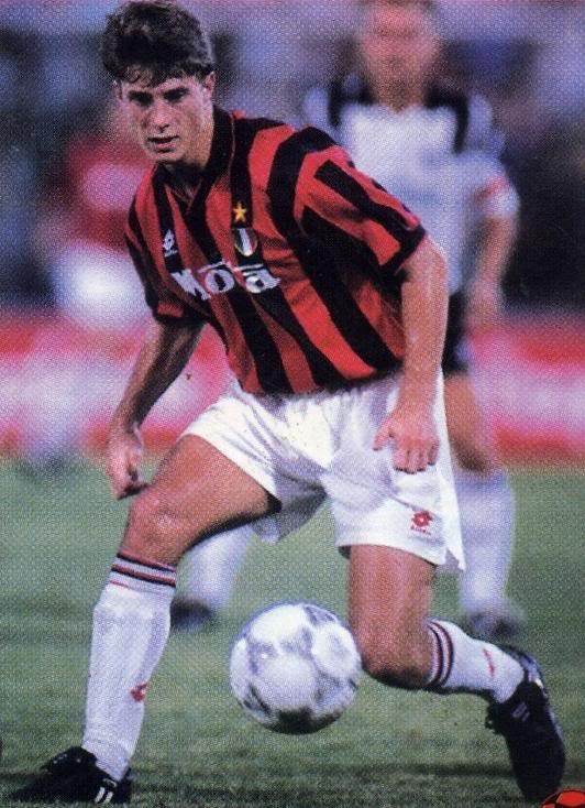 Brian Laudrup, A.C. Milano