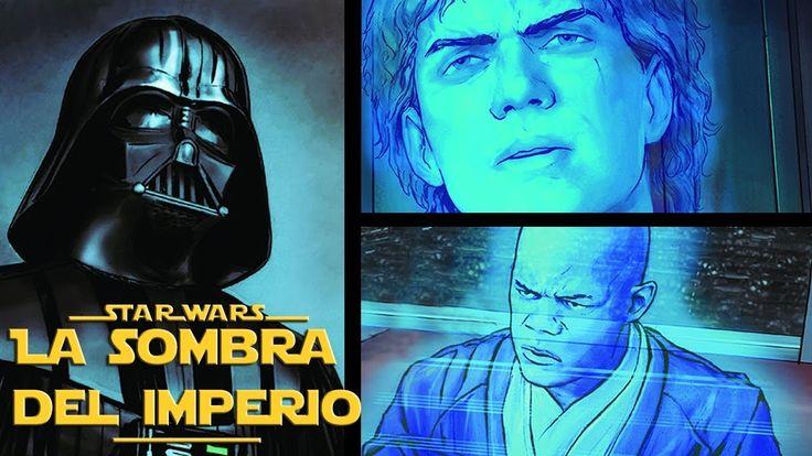 Darth Vader Descubre El Mayor Secreto Del Consejo Jedi - Star Wars Comic Prision Fantasma 2
