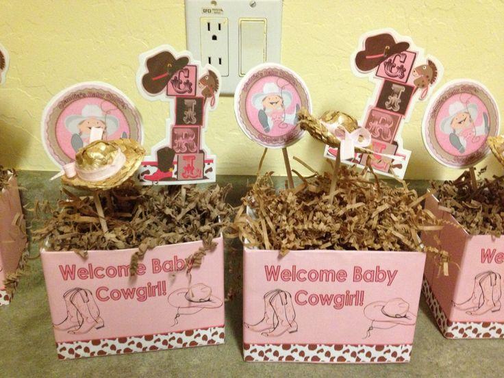 Cowgirl Babyshower