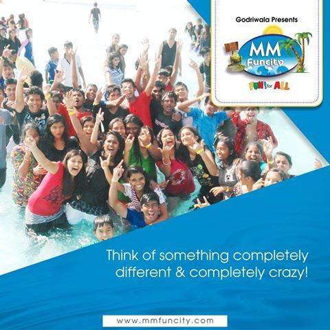 Keep aside the boring ideas for weekend and think of something completely different and completely crazy! For More: https://goo.gl/Su9dWZ #MMFunCity #Chhattisgarh #WaterPark #Crazy