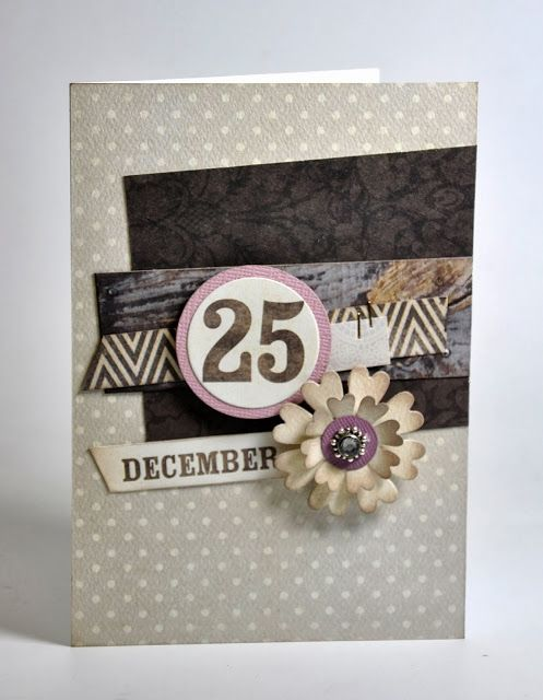 Delightful Sizzix Card Making Ideas Part - 6: Crafting Ideas From Sizzix UK: Winter Wonders With The New Big Shot Starter  Kit