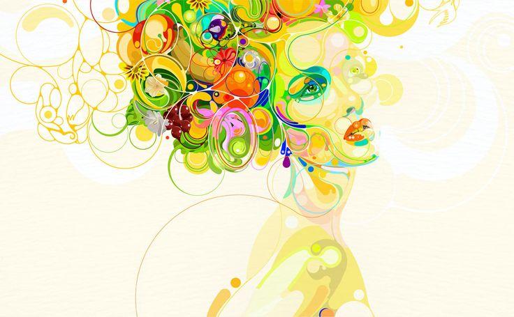 Beautiful!!! Martín Satí graphic workshop. Art direction + Graphic Design + Illustration