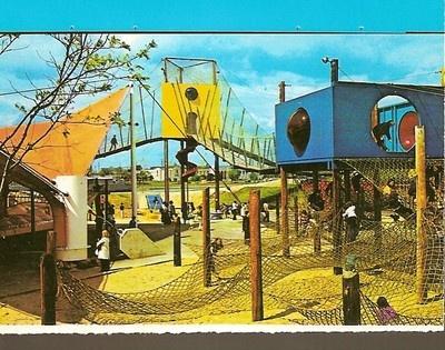 Mini RP Children's Village, Ontario Place, Toronto, Ontario