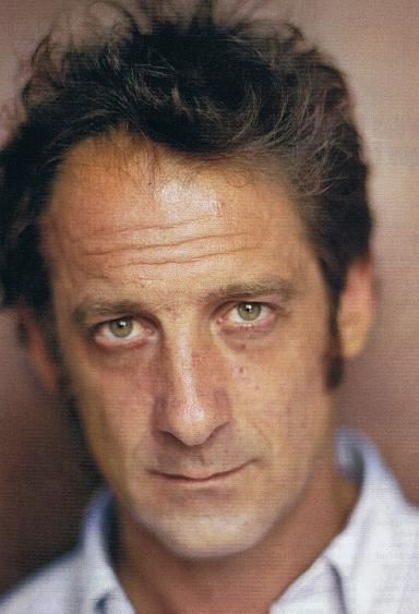 VINCENT LINDON - very quirky unconventional appeal - a wonderful French actor - sexy, masculine and memorable