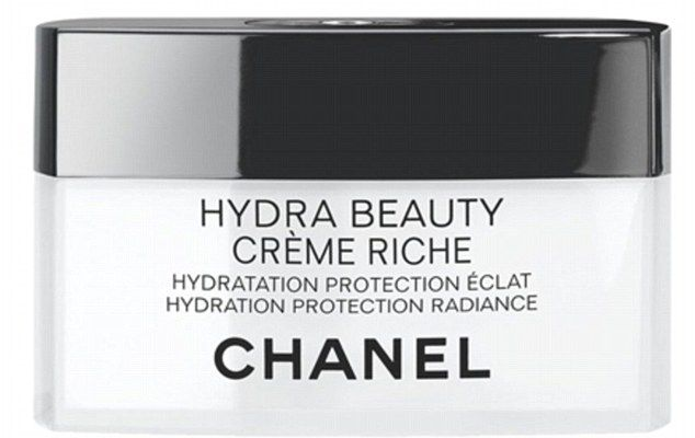 High end indulgence: When it comes to skincare, Gigi Hadid has said that she always tends to splurge on moisturizers, such as this $90 Chanel face cream, because they 'actually take care of your skin'